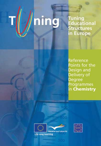 Reference Points for the Design and Delivery of Degree Programmes in Chemistry