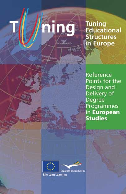 Reference Points for the Design and Delivery of Degree Programmes in European Studies