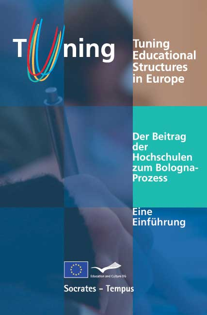 Tuning General Brochure in German