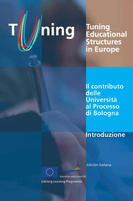 Tuning General Brochure in Italian