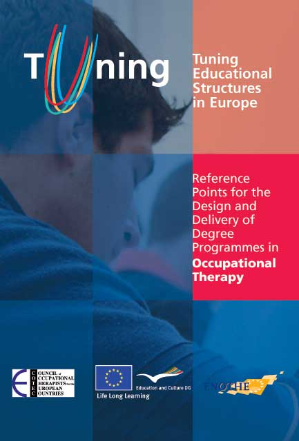 Reference Points for the Design and Delivery of Degree Programmes in Occupational Therapy
